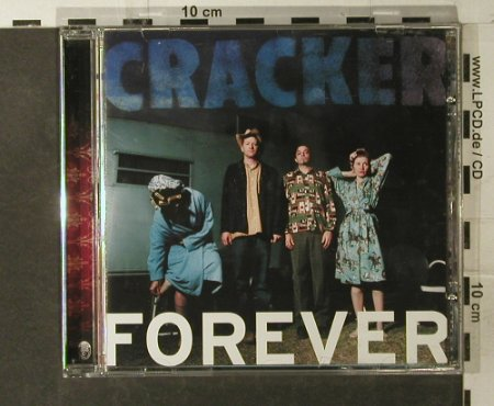 Cracker: Forever, Cooking Vinyl(COOKCD 231), UK, 2001 - CD - 52063 - 10,00 Euro