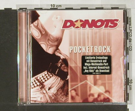 Donots: Pocketrock, GUN(), EU, 01 - CD - 52266 - 10,00 Euro