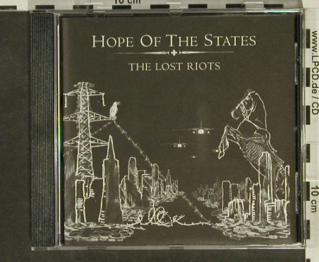 Hope of the States: The Lost Riots, Sony(), , 2004 - CD - 52461 - 7,50 Euro