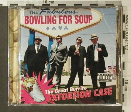Bowling for Soup: The Great Burrito Extortion.., co, Zomba(), , 2007 - CD - 52511 - 7,50 Euro