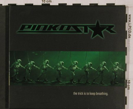 Pinkostar: The Trick is to keep Breathing,Digi, BMG(), EU, 02 - CD - 52517 - 7,50 Euro