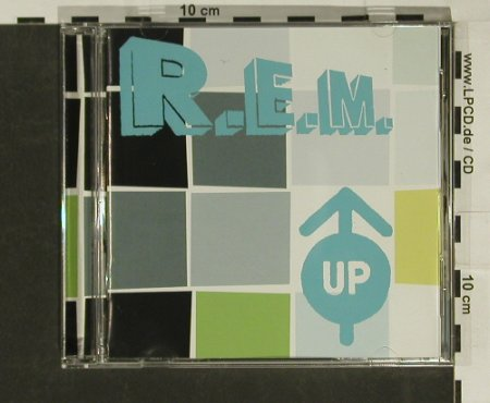 R.E.M.: UP, WB(), D, 1998 - CD - 52565 - 5,00 Euro