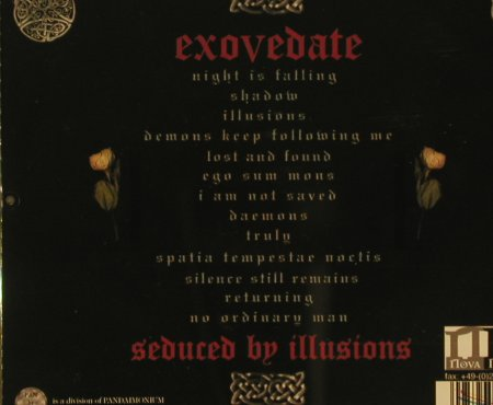 Exovedate: Seduced By Illusions, Fetish(), D, 00 - CD - 52864 - 4,00 Euro