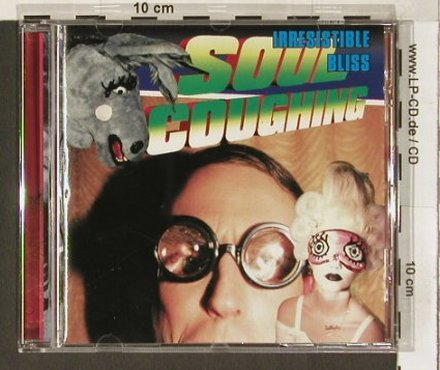 Soul Coughing: Irresistable Bliss, Slash(), , 96 - CD - 52920 - 10,00 Euro