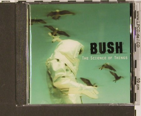 Bush: The Science Of Things, Trauma(), EEC, 99 - CD - 53267 - 10,00 Euro