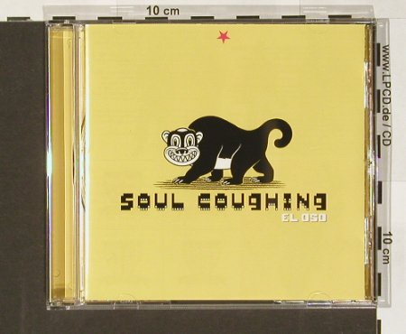 Soul Coughing: El Oso, Slash(), EU, 98 - CD - 53279 - 10,00 Euro