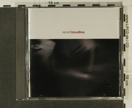 Recoil: Bloodline, Mute(INT 846.877), D, 1992 - CD - 53363 - 10,00 Euro