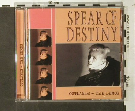 Spear of Destiny: Outlands-the Demos, Easterstone(ESRC020), UK, 2006 - CD - 53509 - 7,50 Euro