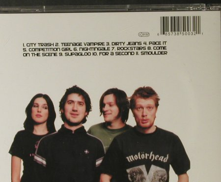 Magic Dirt: What Are Rock Stars Doing Today, Warner(), D, 2000 - CD - 53532 - 5,00 Euro