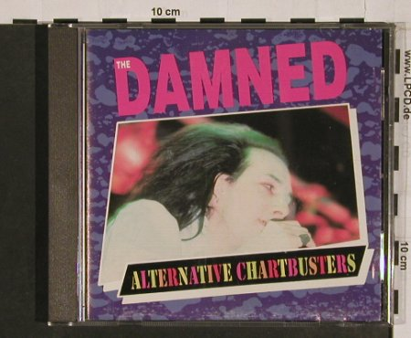 Damned,The: Alternative Chartbusters, AOK 101(), , 91 - CD - 53557 - 7,50 Euro