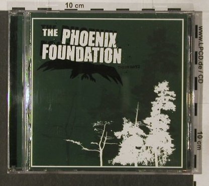 Phoenix Foundation, the: These Days, NewWest Indüstry(004), SF,  - CD - 53668 - 7,50 Euro