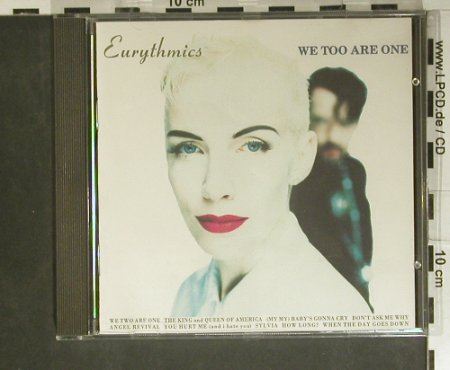Eurythmics: We Too Are One, RCA(PD 74251), D, 1989 - CD - 53736 - 5,00 Euro