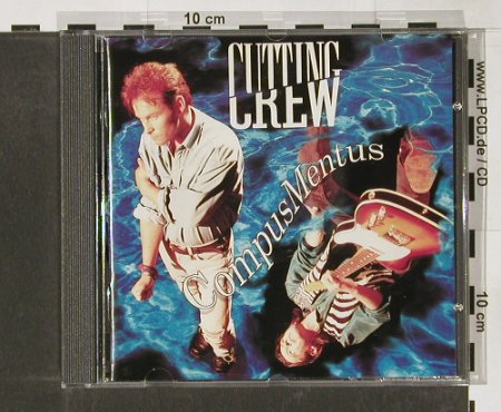 Cutting Crew: Compus Mentus, Virgin(), UK, 92 - CD - 53746 - 4,00 Euro