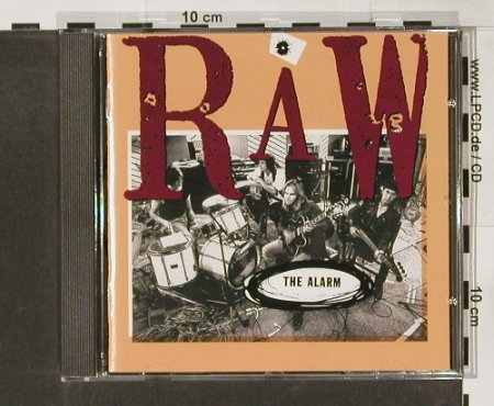 Alarm,The: Raw, IRS(), NL, 1991 - CD - 53799 - 7,50 Euro