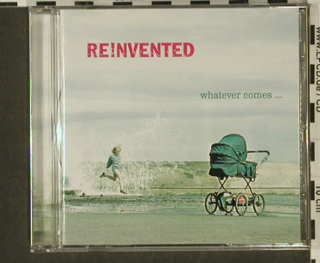 Reinvented: Whatever comes..., Goldrush/BMG(), EU, 02 - CD - 53805 - 4,00 Euro