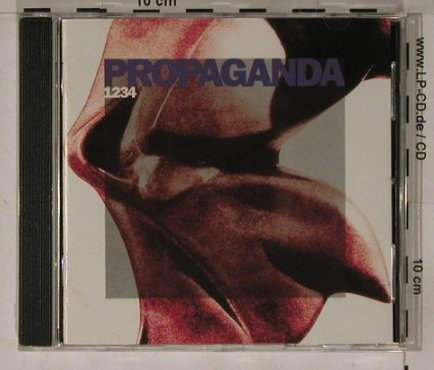 Propaganda: 1234, Virgin(), EU, 90 - CD - 53835 - 7,50 Euro