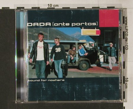 Dada(Ante Portas): Bound For Nowhere, Warner(), D,  - CD - 53862 - 4,00 Euro