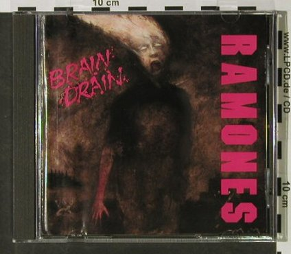 Ramones: Brain Drain, Chrysalis(), UK, 1989 - CD - 53875 - 10,00 Euro