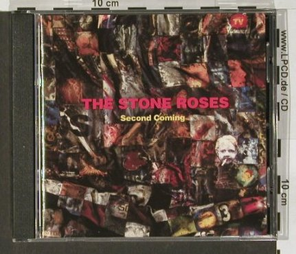 Stone Roses: Second Coming, Geffen(), D, 94 - CD - 53894 - 10,00 Euro