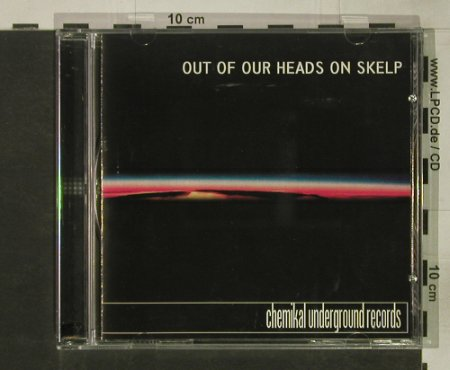 V.A.Out Of Our Heads On Skelp: 14 Tr., Chemical Underground(), UK, 2003 - CD - 54082 - 7,50 Euro