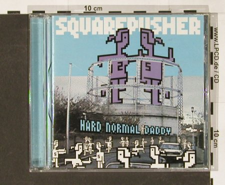 Squarepusher: Hard Normal Daddy, Warp(126.3268.2), , 97 - CD - 54110 - 11,50 Euro