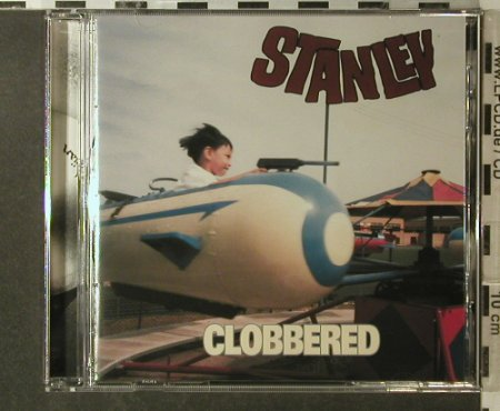 Stanley: Clobbered, Another Planet(AP-6010-2), US, 1995 - CD - 54473 - 4,00 Euro