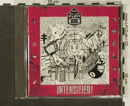 Plan B: Intensified, Ariola(), D, 91 - CD - 54488 - 4,00 Euro