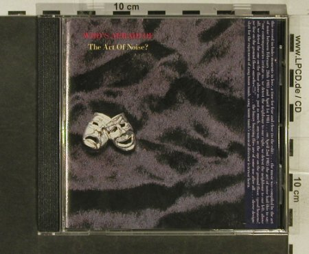 Art Of Noise: Who's Afraid Of?, ZTT(), D, 1984 - CD - 54555 - 10,00 Euro