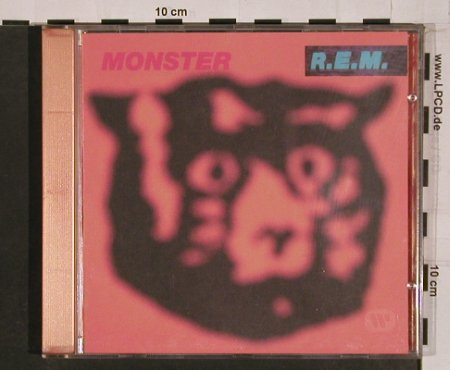 R.E.M: Monster, WB(), D, 1994 - CD - 54703 - 5,00 Euro