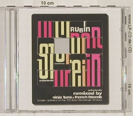 Steiner,Rubin: Guitarlandia Remixes, Platinum(), , 02 - CD - 54776 - 6,00 Euro