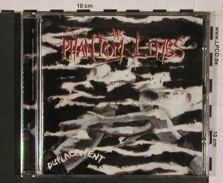 Phantom Limbs: Displacement, Transsolar(SOL 020), ,  - CD - 54840 - 10,00 Euro