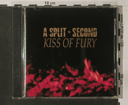 A Split Second: Kiss of Fury, Animalized(), D, 1990 - CD - 55024 - 10,00 Euro