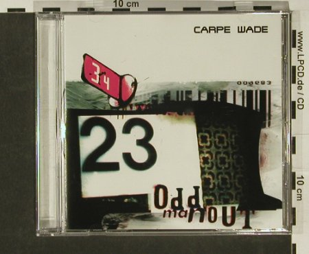 Carpe Wade: Odd Man Out, West Side(), D, 97 - CD - 55153 - 4,00 Euro
