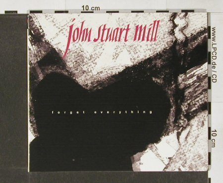 Stuart Mill,John: Forget Everything, Digi, SeeThru(), US, 99 - CD - 55343 - 4,00 Euro