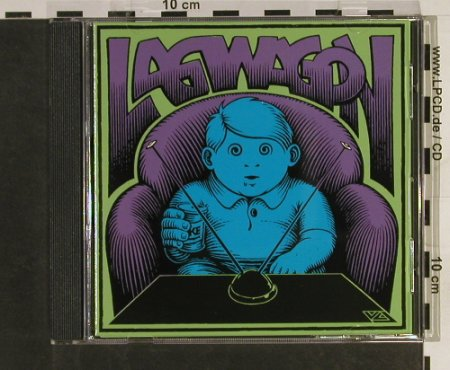Lagwagon: DUH, Fat Wreck(502-2), US, 1992 - CD - 55353 - 7,50 Euro