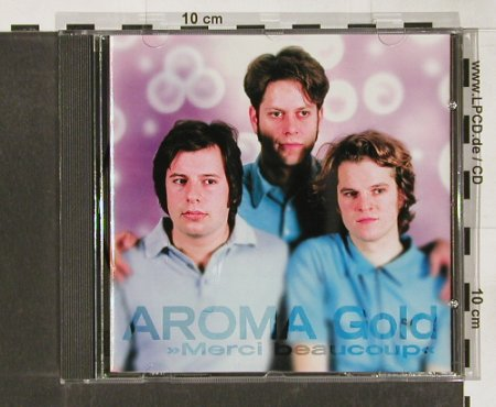 Aroma Gold: Merci Beaucoup, Vielklang(), D, 97 - CD - 55364 - 7,50 Euro