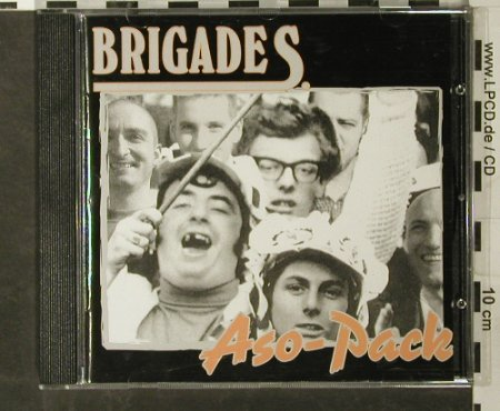 Brigade S: Aso-Pack, TeenageR.(TR cd 103), D, 2003 - CD - 55402 - 7,50 Euro