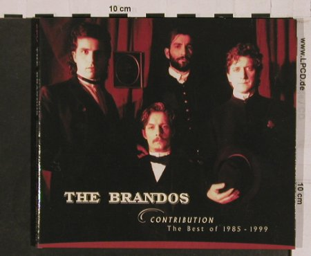 Brandos: Contribution-Best Of 85-99,Digi, SPV(), D, 1999 - CD - 55408 - 10,00 Euro