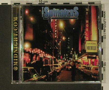 Spinatras: Midnight.com, CMC(), D, 1999 - CD - 55468 - 4,00 Euro