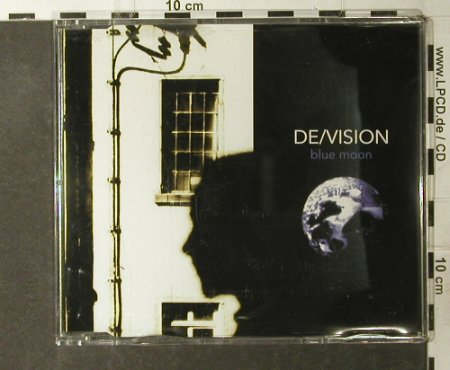 De/Vision: Blue Moon*2+2, Strange Ways(1195-2), D, 1995 - CD5inch - 55494 - 2,50 Euro