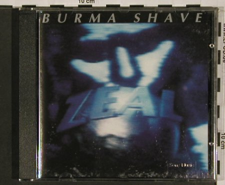 Burma Shave: Zeal, SQT(), NL, 95 - CD - 55634 - 7,50 Euro