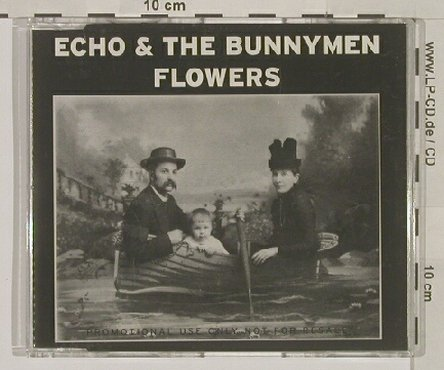Echo & The Bunnymen: Flowers, 11 Tr. Promo, CookVinyl(), UK, 01 - CD - 55679 - 7,50 Euro