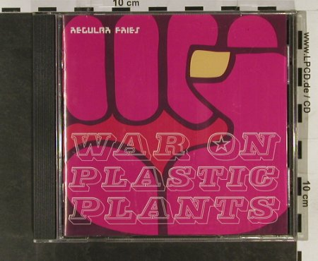 Regular Fries: War On Plastic Plants, JBO(), UK, 2000 - CD - 56113 - 5,00 Euro