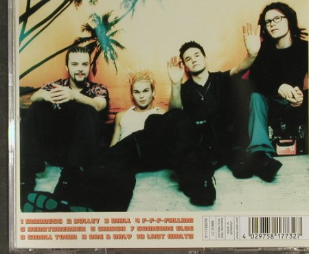 Rasmus,The: Into, Edel(), D, 2001 - CD - 56676 - 10,00 Euro