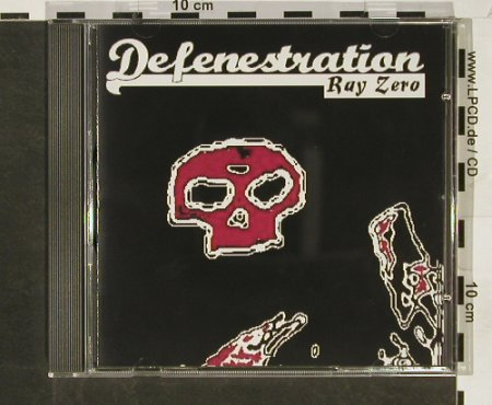 Defenestration: Ray Zero, Dreamcatcher(CRIDE57), , 2003 - CD - 56679 - 5,00 Euro