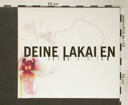 Deine Lakaien: Generators*2+2+Video, Digi, Columb.(), A, 2001 - CD5inch - 56927 - 4,00 Euro