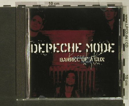 Depeche Mode: Barrel Of A Gun*2+1, Mute(LCDBong25), NL, 1997 - CD5inch - 57070 - 4,00 Euro