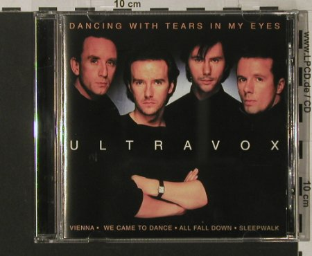 Ultravox: Dancing With Tears In My, Disky(), NL, 96 - CD - 57514 - 7,50 Euro