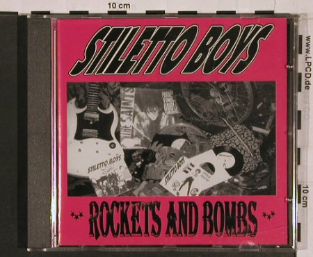 Stiletto Boys: Rockets And Bombs, High Society Int.(HSI 19), D, 1999 - CD - 57526 - 7,50 Euro