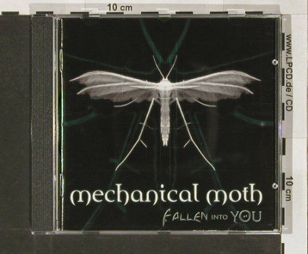 Mechanical Moth: Fallen Into You, Scanner(), , 04 - CD - 57530 - 10,00 Euro